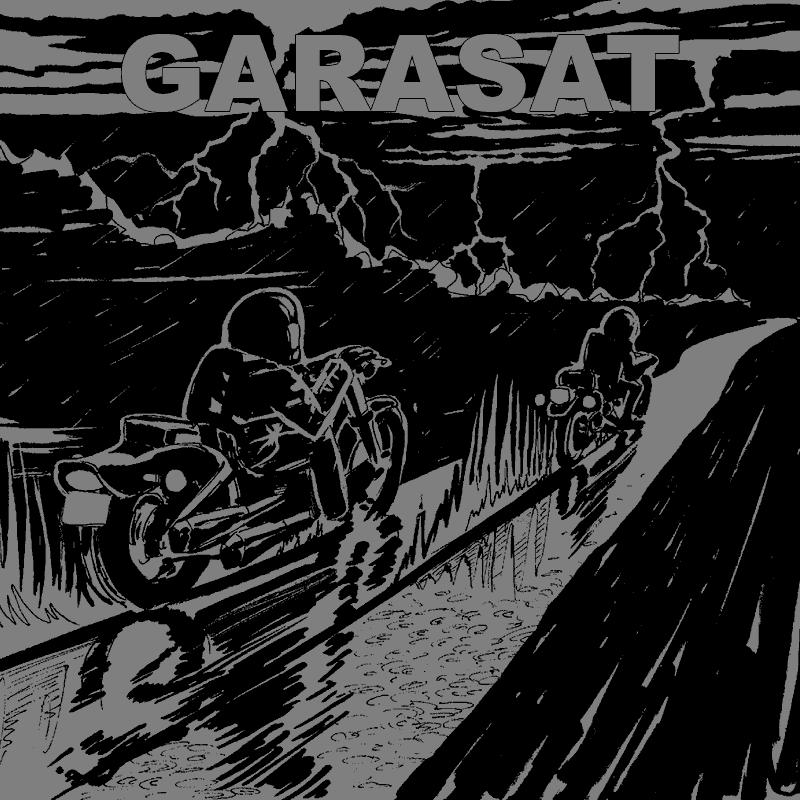 Обложка GARASAT